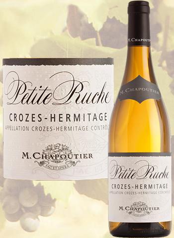 Petite Ruche Blanc 2017 Crozes-Hermitage Chapoutier