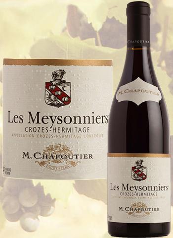 Les Meysonniers Rouge 2018 Crozes-Hermitage Bio Chapoutier