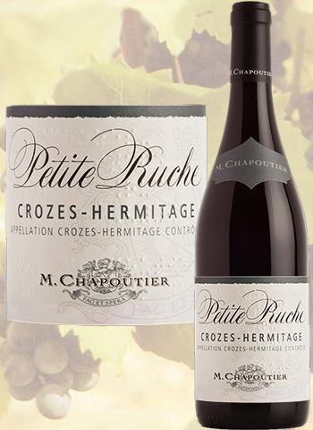 Magnum Petite Ruche Rouge 2018 Crozes-Hermitage Chapoutier