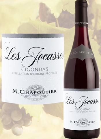 Gigondas Les Jocasses 2020 Chapoutier