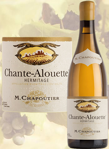 Chante Alouette 2017 Hermitage Bio Chapoutier