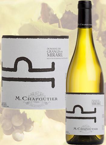 Domaine des Granges de Mirabel 2019 Viognier de l'Ardèche Chapoutier