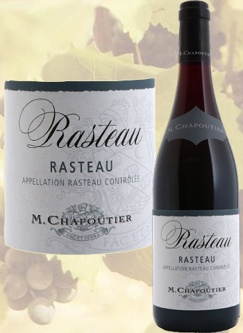 Rasteau 2019 Côtes-du-Rhône Villages Chapoutier
