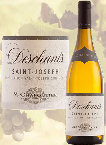 Deschants Blanc 2018 Saint-Joseph Chapoutier