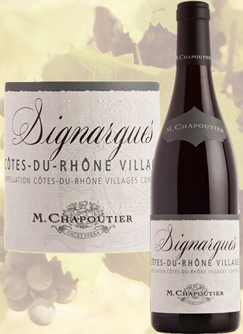 Signargues Rouge 2018 Côtes-du-Rhône Villages Chapoutier