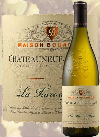 La Tiare du Pape Blanc 2019 Châteauneuf-du-Pape Bouachon
