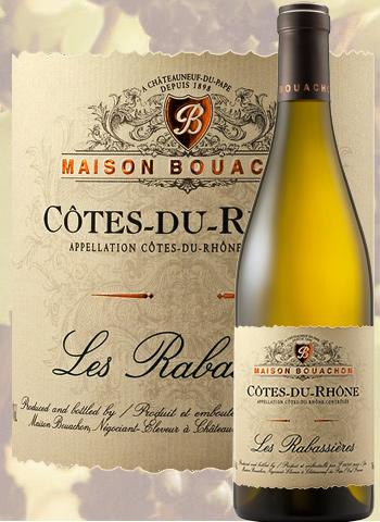 Les Rabassières Blanc 2019 Côtes-du-Rhône Bouachon