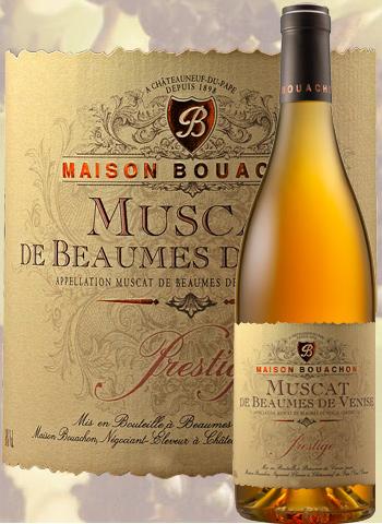 Muscat de Beaumes de Venise Prestige 2016 Maison Bouachon